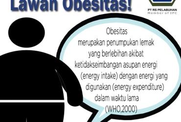 Ayo Cegah Obesitas